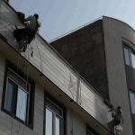 نظافت پاسیو نما در کرج و تهران